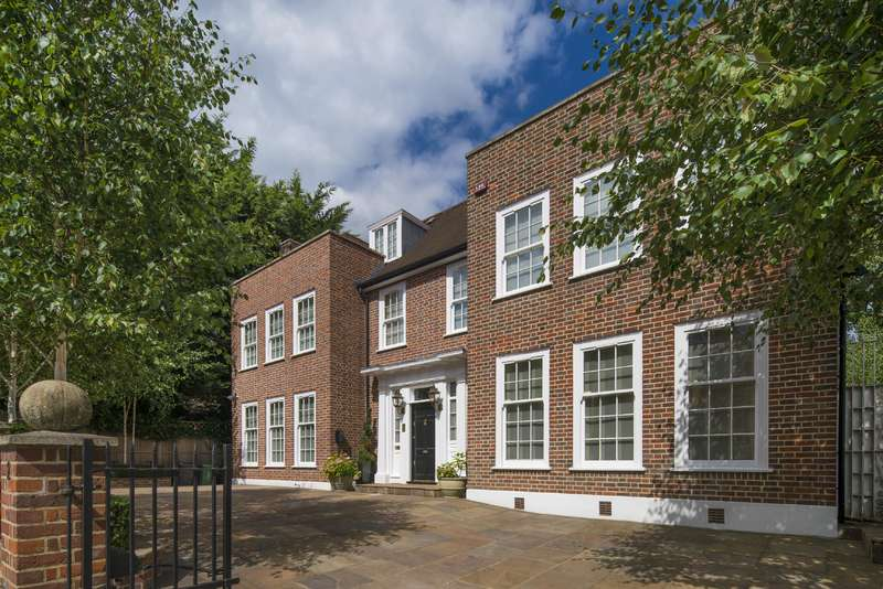7 Bedrooms Detached House for sale in Frognal, Hampstead Village