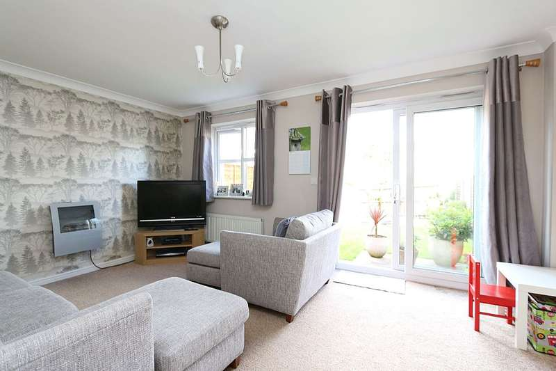 3 Bedrooms Mews House for sale in Wisteria Way, St. Helens, Merseyside, WA9 4LN