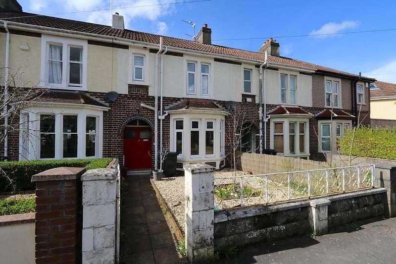 3 Bedrooms Terraced House for sale in Woodside Road, Brislington, Bristol, Somerset, BS4