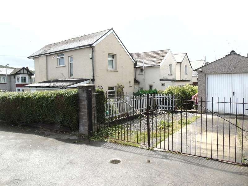 3 Bedrooms Semi Detached House for sale in Caerau Park Crescent, Cardiff