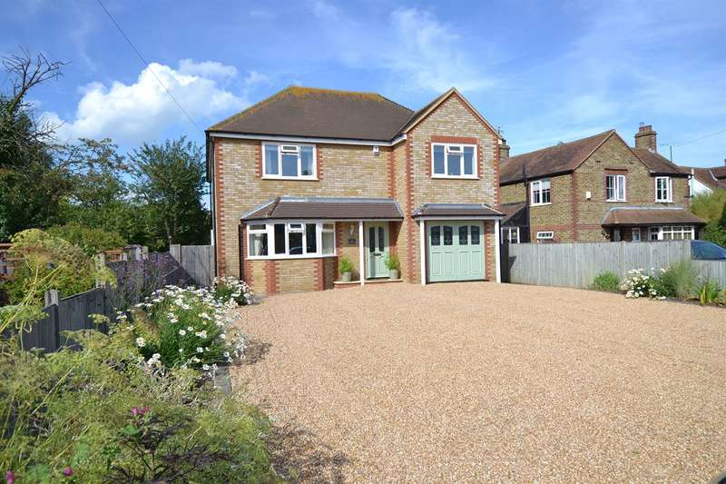 4 Bedrooms Detached House for sale in Share and Coulter Road, Chestfield, Whitstable