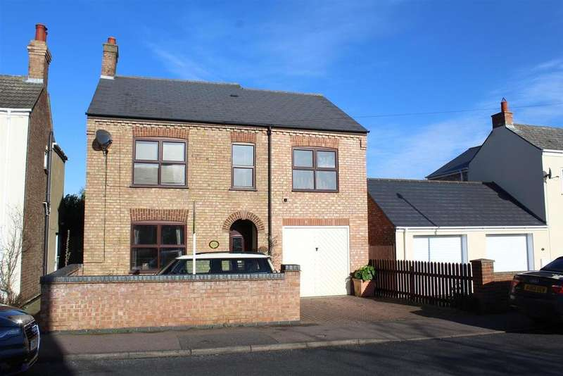 4 Bedrooms House for sale in Stonald Road, Whittlesey, Peterborough