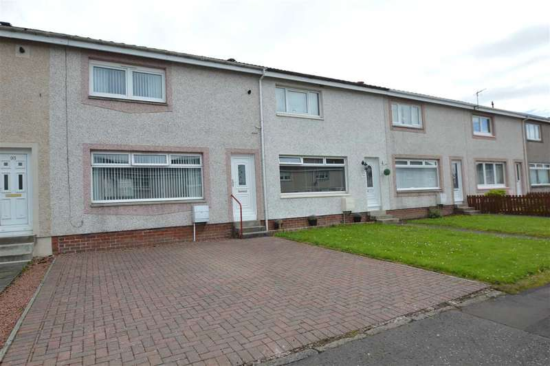 2 Bedrooms Terraced House for sale in Burnside Crescent, Shotts
