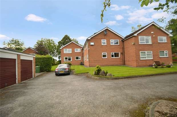 1 Bedroom Flat for sale in 16 Lisburne Lane, Offerton, Stockport, Cheshire
