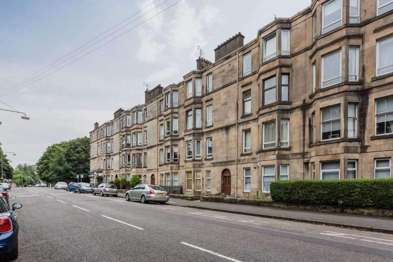 2 Bedrooms Ground Flat for sale in Wellshot Road, Tollcross, Glasgow, G32 7QW