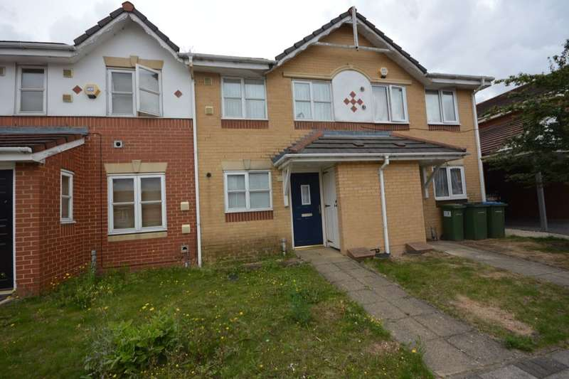 2 Bedrooms Property for sale in Newmarsh Road, Central Thamesmead, London, SE28