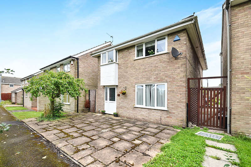 4 Bedrooms Detached House for sale in Windsor Road, Selston, Nottingham, NG16