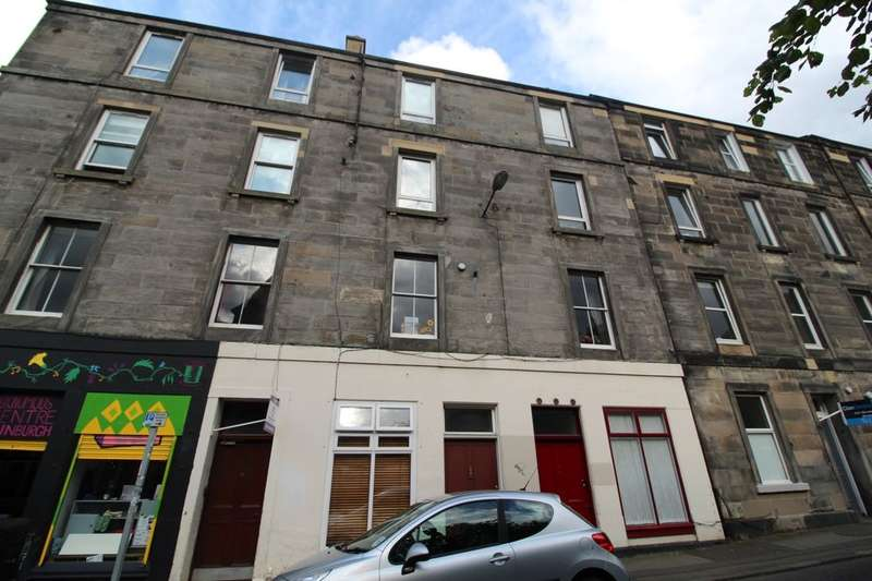1 Bedroom Flat for sale in West Montgomery Place, Edinburgh, EH7