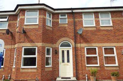 3 Bedrooms Terraced House for sale in Dario Gradi Drive, Crewe, Cheshire