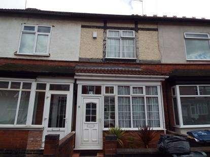 3 Bedrooms Terraced House for sale in Reddings Lane, Tyseley, Birmingham, West Midlands