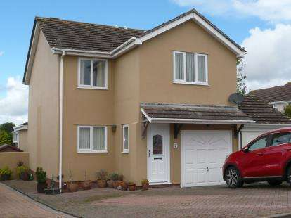 4 Bedrooms Detached House for sale in Hookhills, Devon
