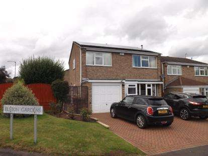 4 Bedrooms Detached House for sale in Elston Gardens, Clifton Grove, Nottingham