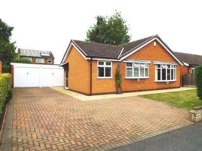Bungalow for sale in Grangewood Road, Wollaton, Nottingham, Nottinghamshire