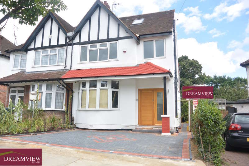 3 Bedrooms Maisonette Flat for sale in GOLDERS RISE, HENDON, LONDON, NW4