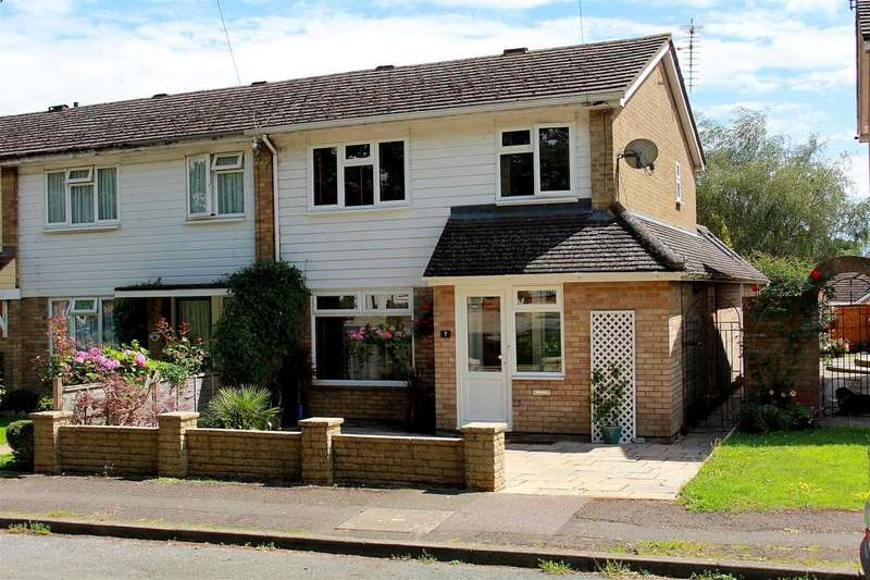3 Bedrooms End Of Terrace House for sale in EXTENDED 3 BED, SOUGHT AFTER SCHOOLING, BOVINGDON VILLAGE, NO UPPER CHAIN, Bovingdon