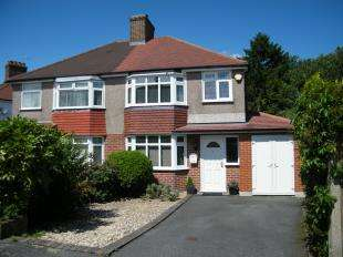 3 Bedrooms Semi Detached House for sale in Bourne Lane, Caterham, Surrey