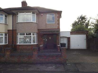 3 Bedrooms Semi Detached House for sale in Northview Road, Luton, Bedfordshire