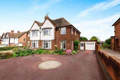 4 Bedrooms Semi Detached House for sale in Sutton Road, Walsall, West Midlands