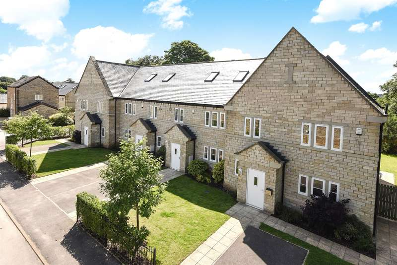 4 Bedrooms End Of Terrace House for sale in 2 Lodge Gardens, Bramham, Wetherby, LS23 6GZ