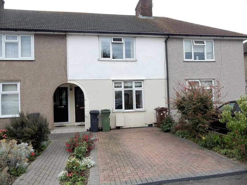 2 Bedrooms Terraced House for sale in Studley Road, Dagenham, Essex, RM9 6BE
