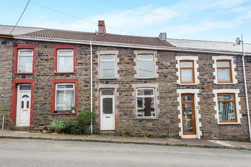 2 Bedrooms Terraced House for sale in Albert Street, Maesteg