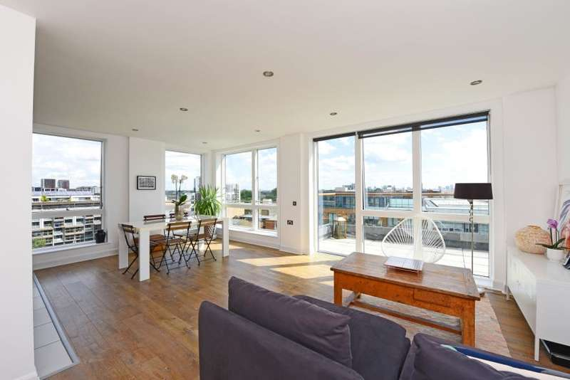2 Bedrooms Apartment Flat for sale in De Beauvoir Town, London, N1
