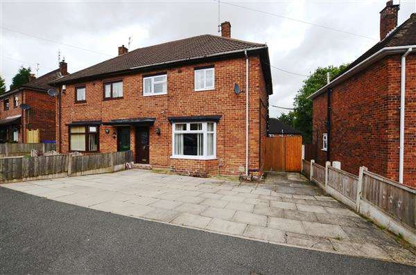 3 Bedrooms Semi Detached House for sale in Fitzherbert Road, Sneyd Green, Stoke-On-Trent