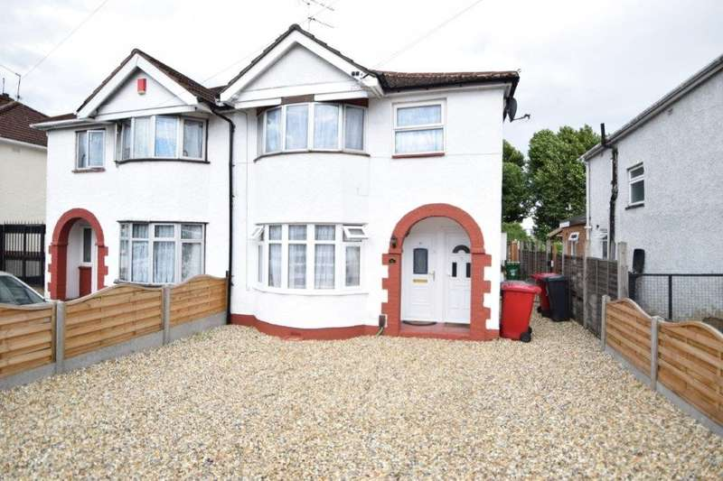 1 Bedroom Maisonette Flat for sale in Seymour Road, Slough, SL1