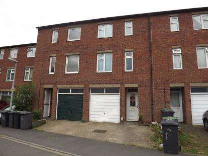 3 Bedrooms Terraced House for sale in Winchester Road, Sandy, Bedfordshire