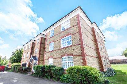 2 Bedrooms Flat for sale in Avon House, 1 Sydenham Avenue, London, .