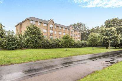 2 Bedrooms Flat for sale in Saxon House, Aylward Drive, Stevenage, Hertfordshire