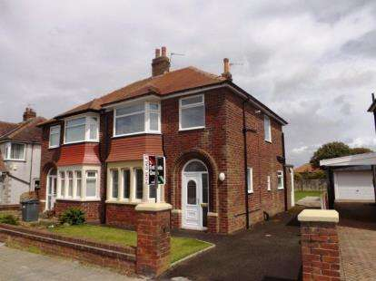 3 Bedrooms Semi Detached House for sale in Everest Drive, Blackpool, Lancashire, United Kingdom, FY2