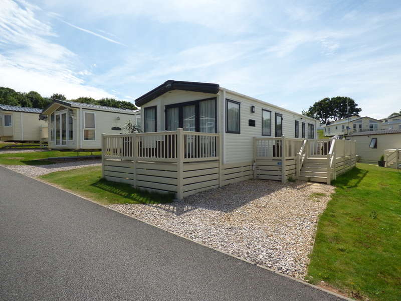 2 Bedrooms Mobile Home for sale in Golden Sands Holiday Park, Dawlish