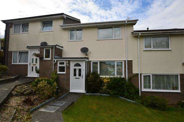 3 Bedrooms Terraced House for sale in Frobisher Drive, Saltash, Cornwall