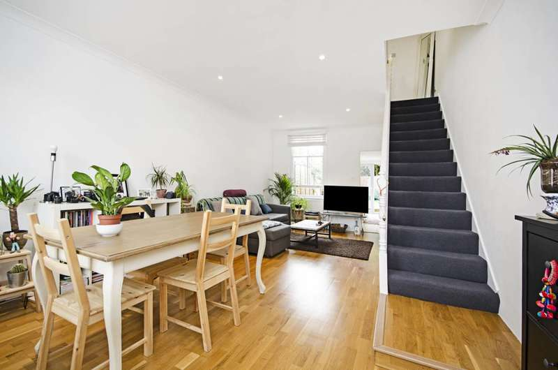 2 Bedrooms House for sale in Oriel Road, Hackney, E9