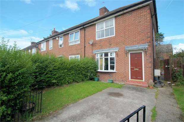 2 Bedrooms Semi Detached House for sale in Yewvale Road, Newcastle Upon Tyne, Tyne and Wear, UK