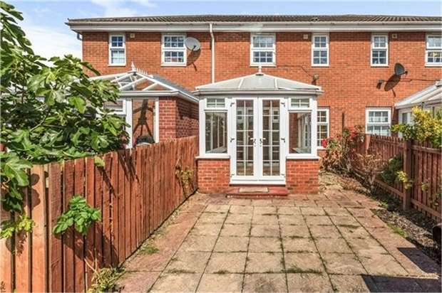 2 Bedrooms Terraced House for sale in Elm Tree Gardens, Peterlee, Durham
