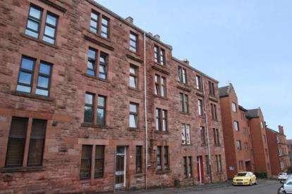 1 Bedroom Flat for sale in Brunton Street, Glasgow
