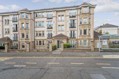 2 Bedrooms Flat for sale in Branklyn Court, Anniesland