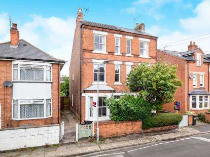 4 Bedrooms Semi Detached House for sale in Middleton Street, Beeston, Nottingham