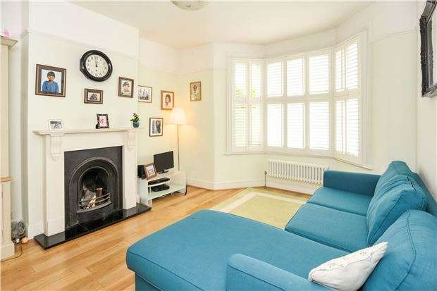 3 Bedrooms Terraced House for sale in Trentham Street, LONDON, SW18 5DJ