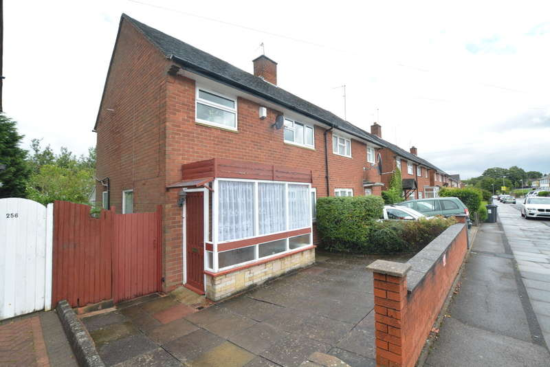3 Bedrooms Semi Detached House for sale in Worlds End Lane, Quinton