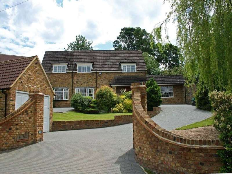 4 Bedrooms Detached House for sale in Bakers Wood, Denham, Buckinghamshire, UB9