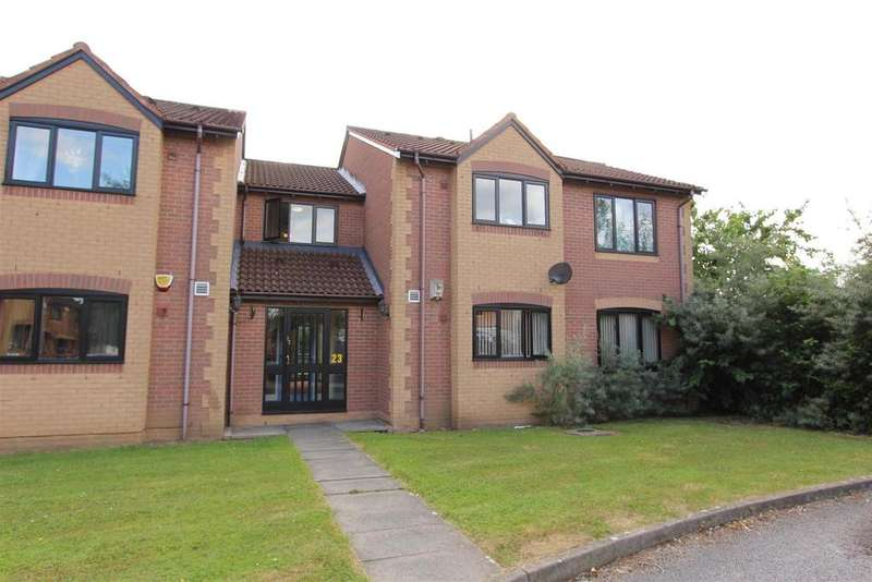 1 Bedroom Flat for sale in Birchtrees Drive, Birmingham