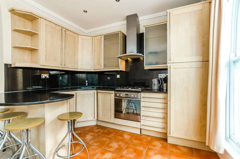 2 Bedrooms Flat for sale in Tollington Way, Upper Holloway, N7