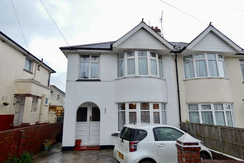 3 Bedrooms Semi Detached House for sale in Cedar Road, Paignton, Devon, TQ3