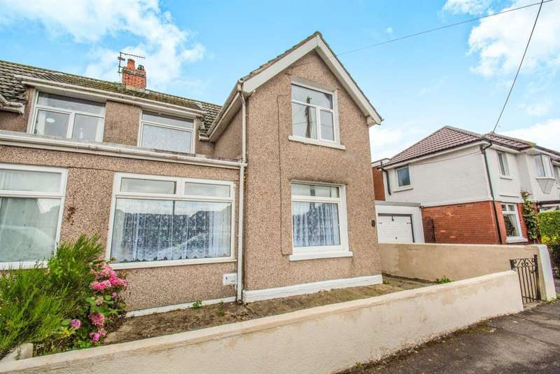 3 Bedrooms Semi Detached House for sale in Parc Avenue, Caerphilly