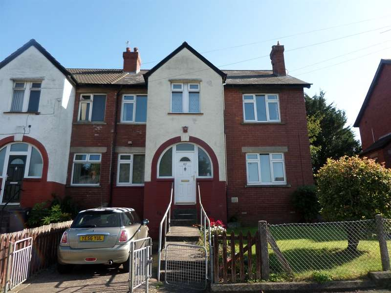 2 Bedrooms Ground Flat for sale in Grand Avenue, Cardiff