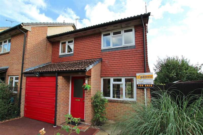 3 Bedrooms End Of Terrace House for sale in Shelley Drive, Broadbridge Heath, Horsham