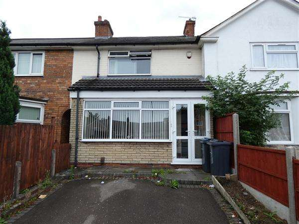 3 Bedrooms Terraced House for sale in Wash Lane, Yardley, Birmingham